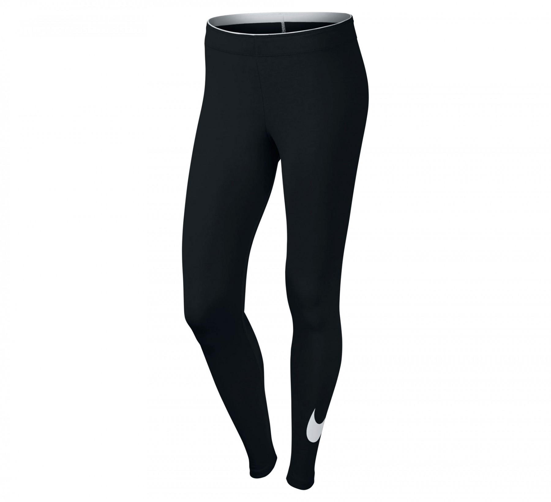 Nike Women's Swoosh Leggings - Black