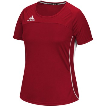 Adidas Women's Utility Short Sleeve Jersey RED