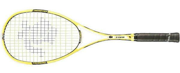 Black knight Ion X-Force Squash Racquet