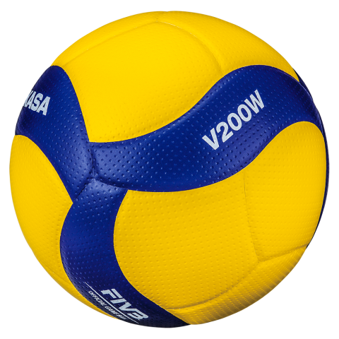 Mikasa V200W Official FIVB Game Ball