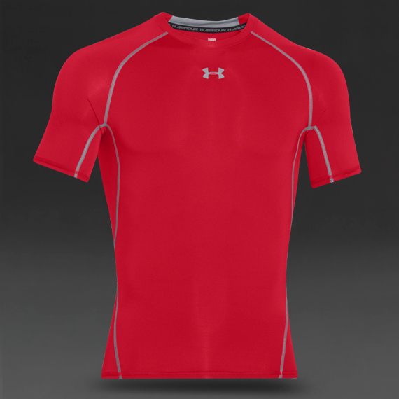 Under Armour Men's HeatGear® Short Sleeve Compression Shirt