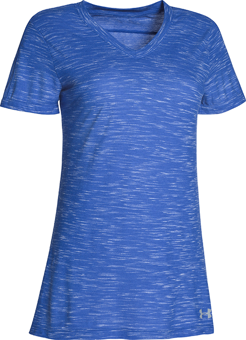 Under Armour Women's Stadium Flow T-Shirt - Royal