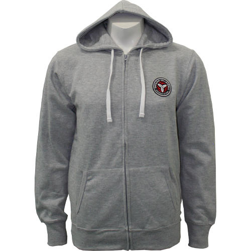 OVA 2019 Event Full Zip Hoodie - Grey Mix