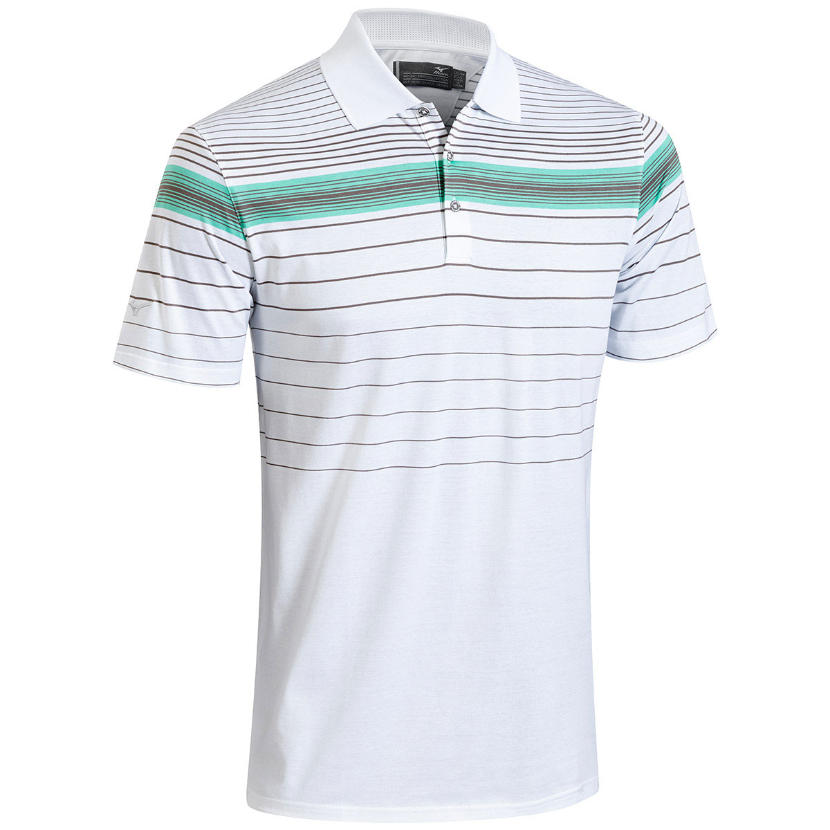 Mizuno Men's Sunset Polo - White