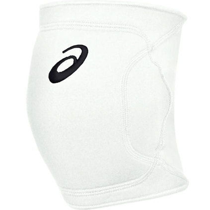 Asics Gel-Conform 2 Youth Kneepads - White