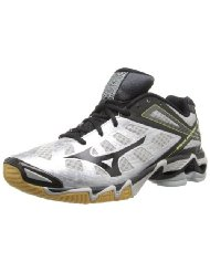Mizuno Women's Wave Lightning RX3 - Silver/Black