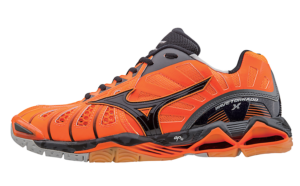 Mizuno Men's Tornado X - Orange