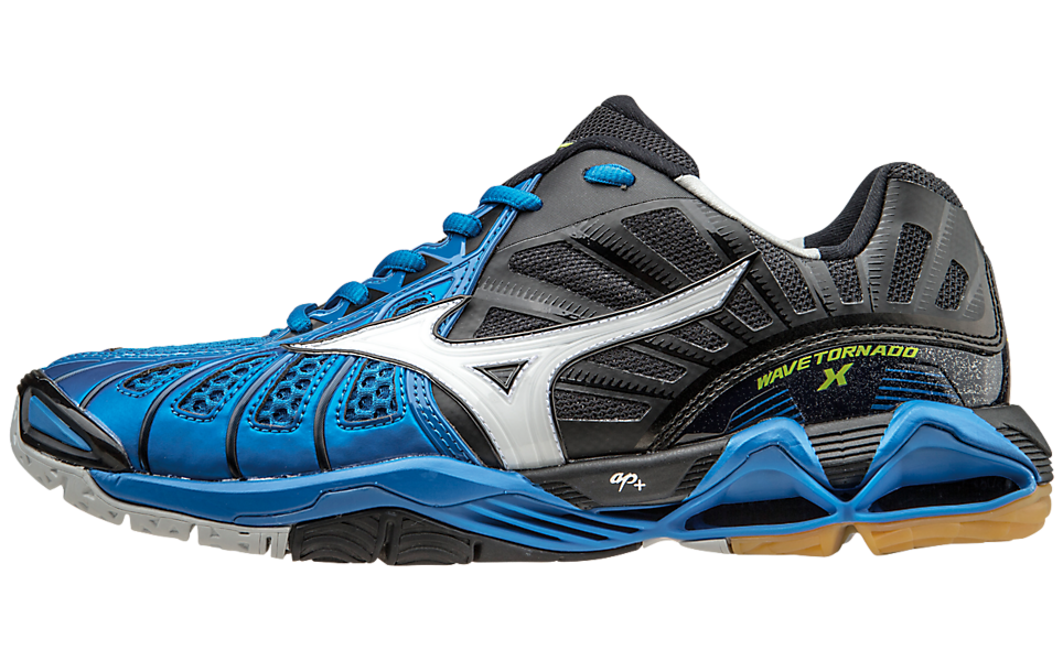 Mizuno Men's Tornado X - Royal/Black