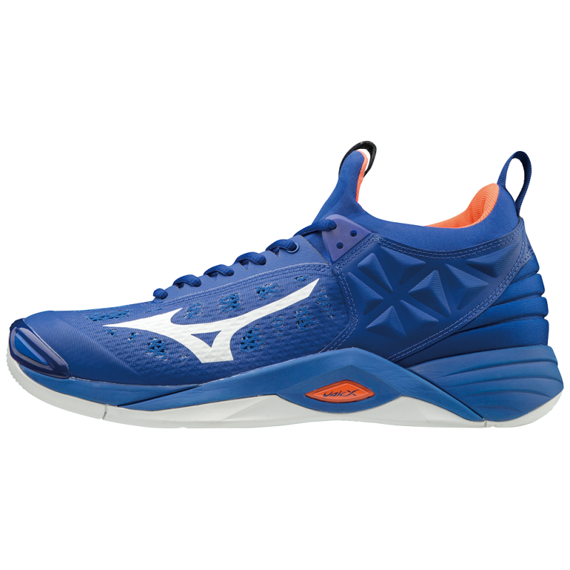 Mizuno Men's Momentum - Royal/Orange