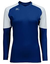 Mizuno Women's Techno Volley II Long Sleeve Jersey