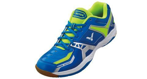 Victor AS-3W Badminton Shoe - Blue/Green
