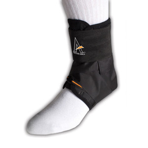 ACTIVE ANKLE® AS1 PRO (SINGLE BRACE, NOT A PAIR) - BLACK