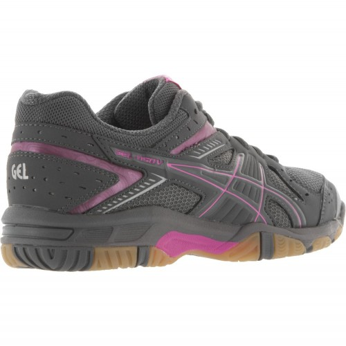 Asics Women's GEL-1150V Smoke/Knockout Pink/Silver