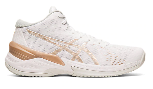 Asics Women's Sky Elite FF MT - White/Frosted Almond