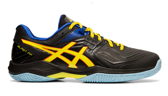 Asics Men's Gel-Blast FF - Black/Sour Yuzu