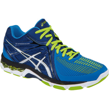 Asics Men's GEL-Netburner Ballistic MT - Navy