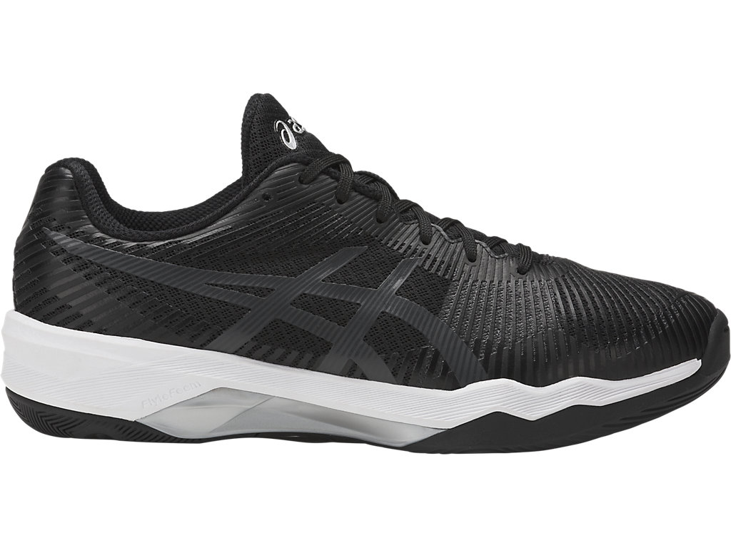Asics Women's Volley Elite FF - BLACK