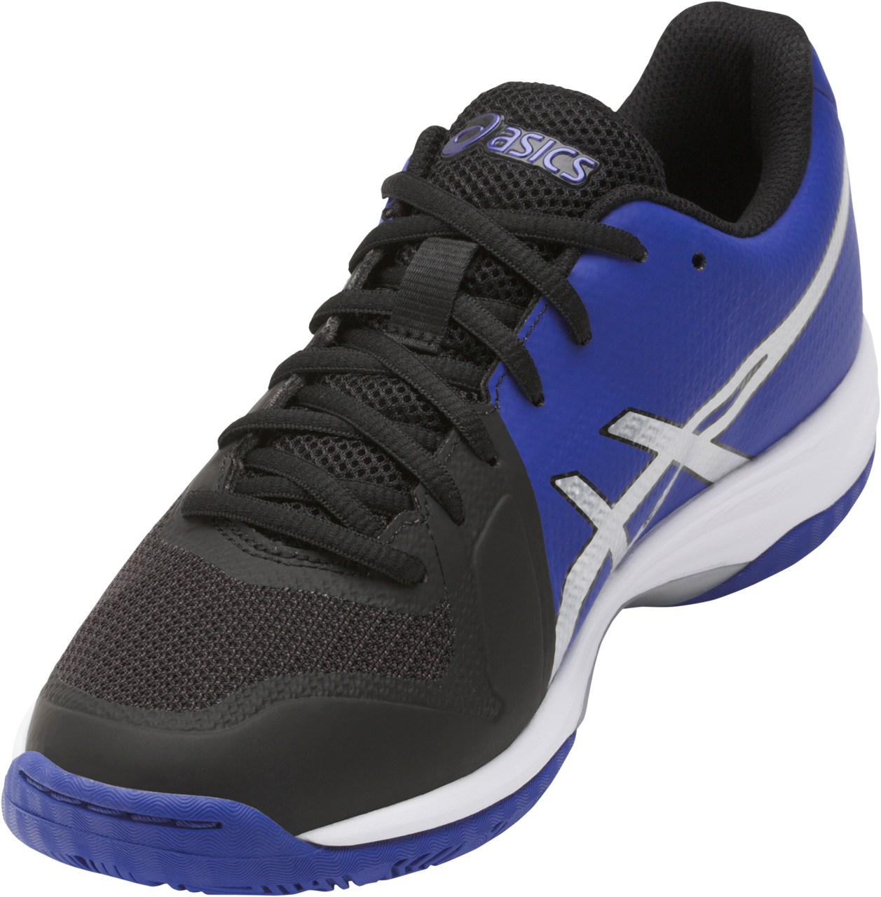 Asics Women's Gel-Tactic 2 - Black/Blue/Silver