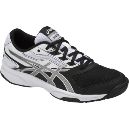 Asics Women's Gel-Upcourt 2 - Black/Silver/White