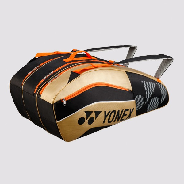 YONEX PRO 9 RACQUET BAG TOURNAMENT ACTIVE SERIES BAG8529EX