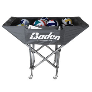 Baden Collegiate Volleyball Ball Cart