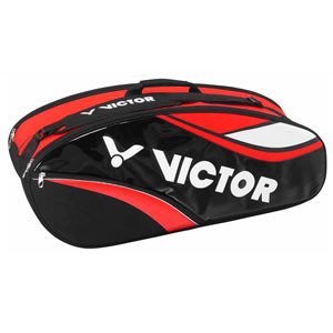VICTOR 12 PIECE RACQUET BAG