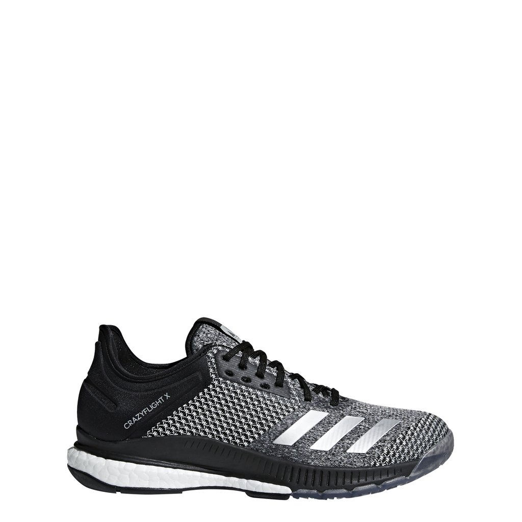 Adidas Women's CrazyFlight x 2.0 - Black/White
