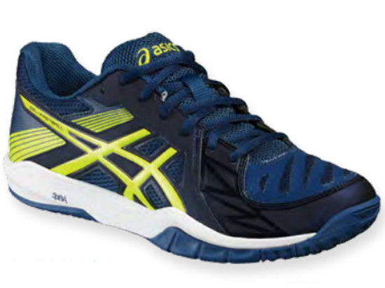 Asics Men's GEL-Fastball 2 - Blue/Yellow