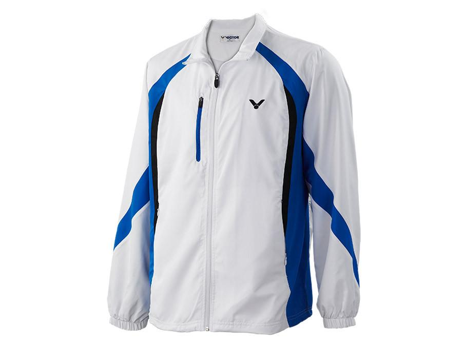 Victor Unisex Warm Up Jacket J-2063A WHITE - FINAL SALE