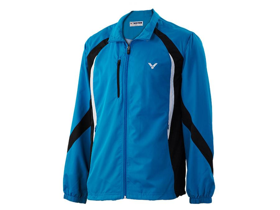 Victor Unisex Warm Up Jacket J-2063F BLUE - FINAL SALE