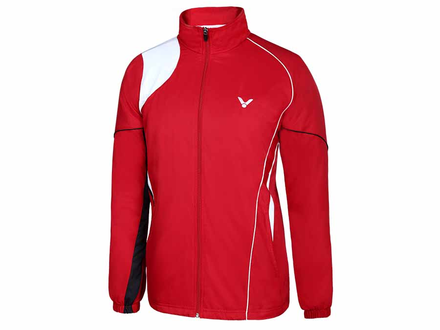 Victor Woven Warm Up Jacket J-3261D - RED