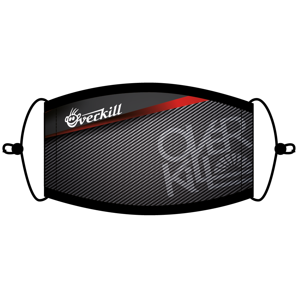 Overkill 2 Layer Mask - Carbon