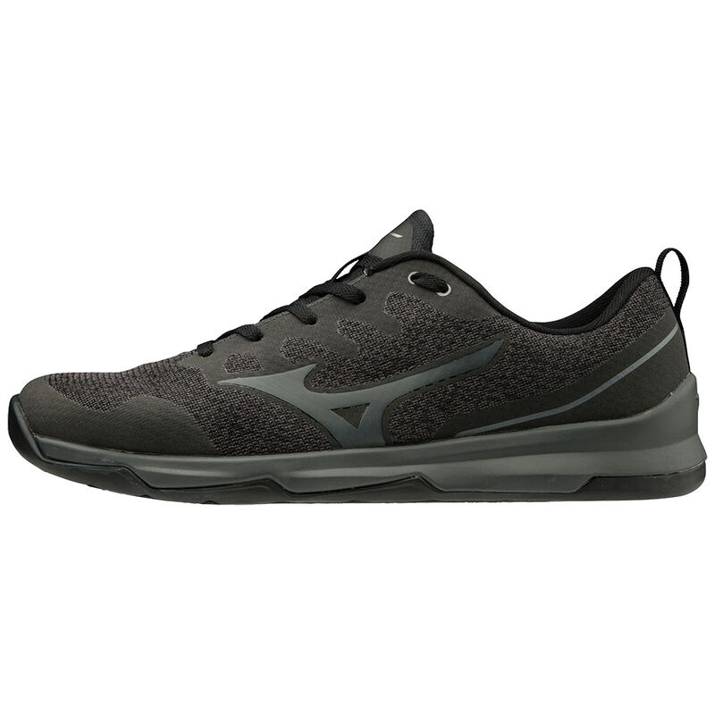 Mizuno MEN'S TC-02 TRAINING SHOE - Black/Charcoal
