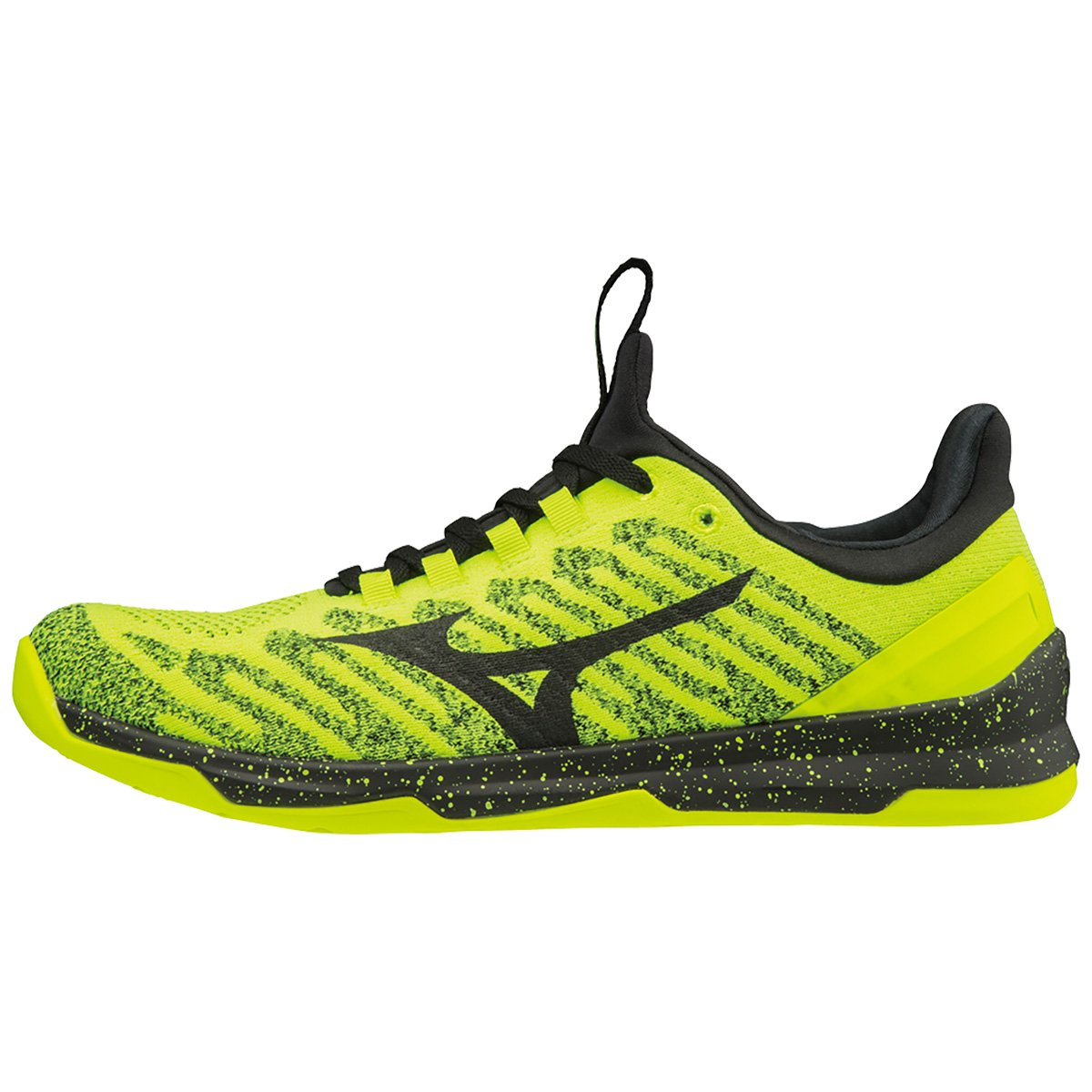 Mizuno MEN'S TC-01 TRAINING SHOE - Yellow/Black