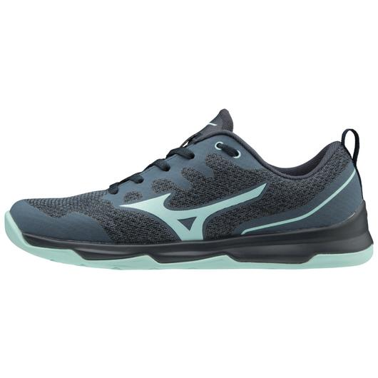 Mizuno Women's Training TC-02 Navy/Light Blue
