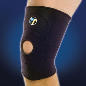 Pro Tec Open Patella Knee Sleeve