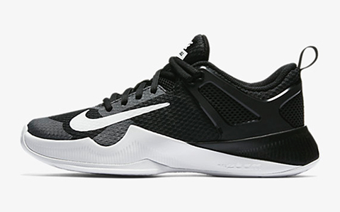 fd0ede618103c Nike Women s Air Zoom Hyperace - Black White Nike Women s Air Zoom ...