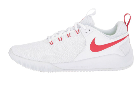 6431ba41dd89 Nike Women s Zoom Hyperace 2 White Red  AA0286 106  -  159.97 ...