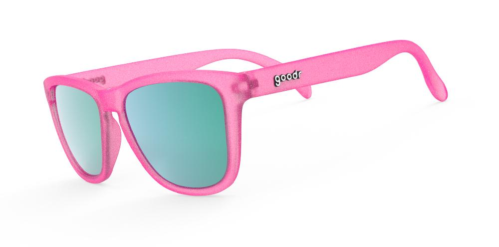 Goodr Sunglasses - Flamingos on a Booze Cruise