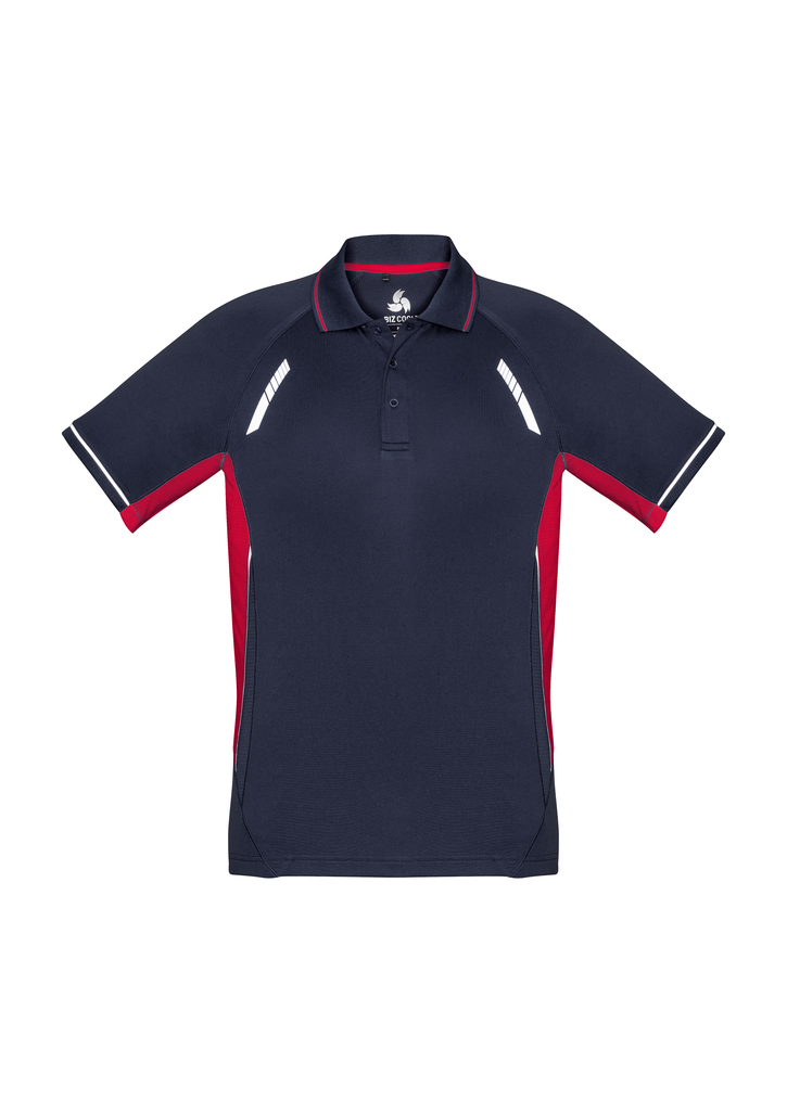 Biz Collection Men's Renegade Polo