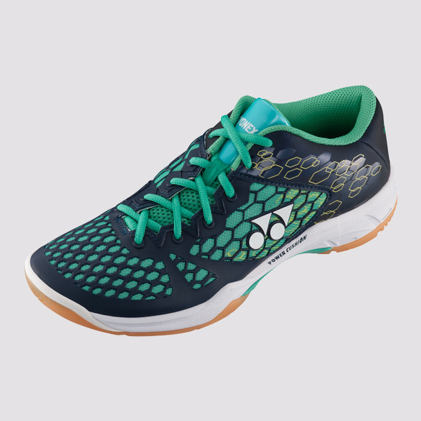 Yonex Men's Power Cushion 03 SHB03EX NAVY/TEAL - FINAL SALE