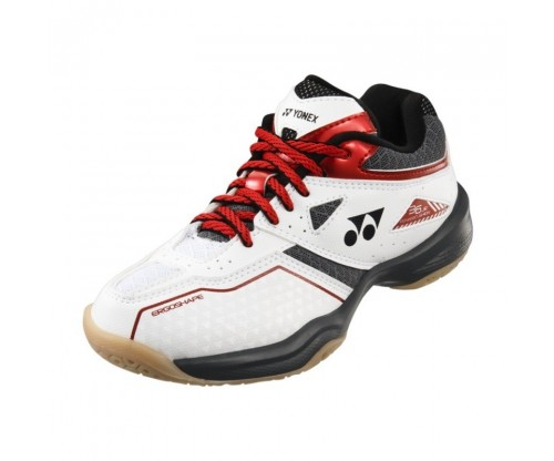 Yonex SHB-36 Junior WHITE/RED - FINAL SALE