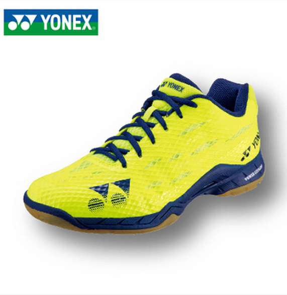 YONEX MEN'S POWER CUSHION AERUS SHBAMX - LIME