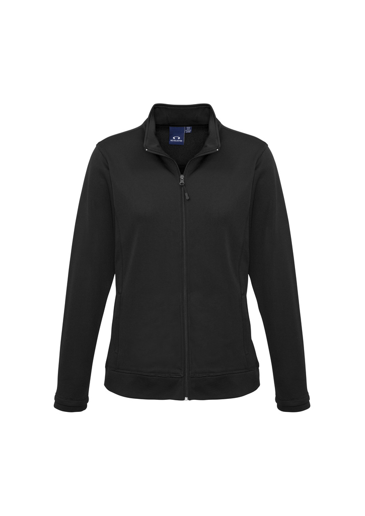 Biz Collection Women's Hype Full Zip Jacket