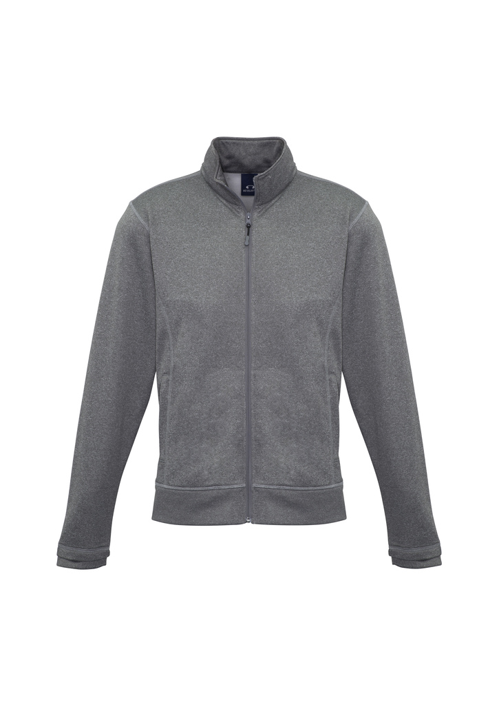 Biz Collection Men's Hype Full Zip Jacket