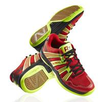 Salming Racer R3 3.0 Junior - RED/YELLOW