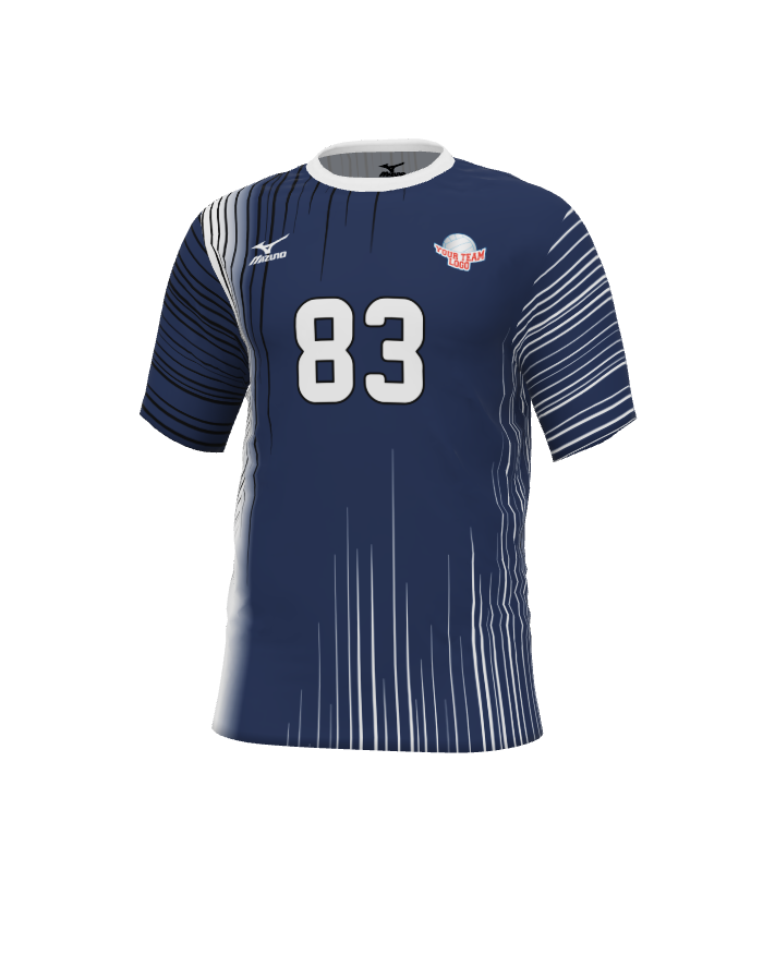 huge selection of fba45 c050b Mizuno Men's Sublimated Semi Custom Short Sleeve [UMSSCS ...