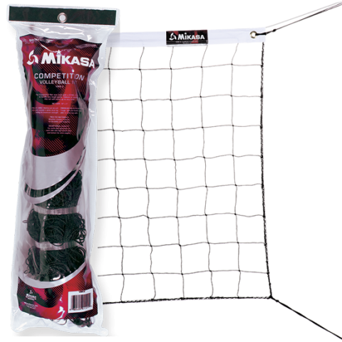 Mikasa Recreational Volleyball Net (Cable)