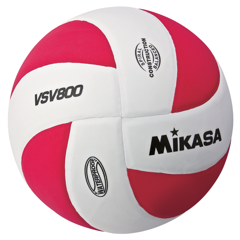 Mikasa VSV Series Squish Ball Red/White