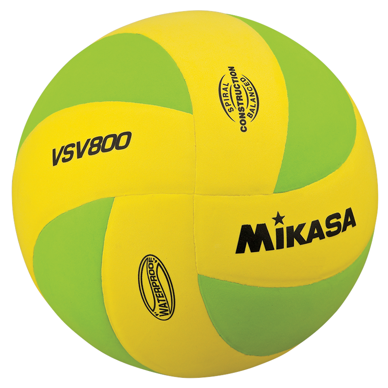 Mikasa VSV Series Squish Ball Green/Yellow
